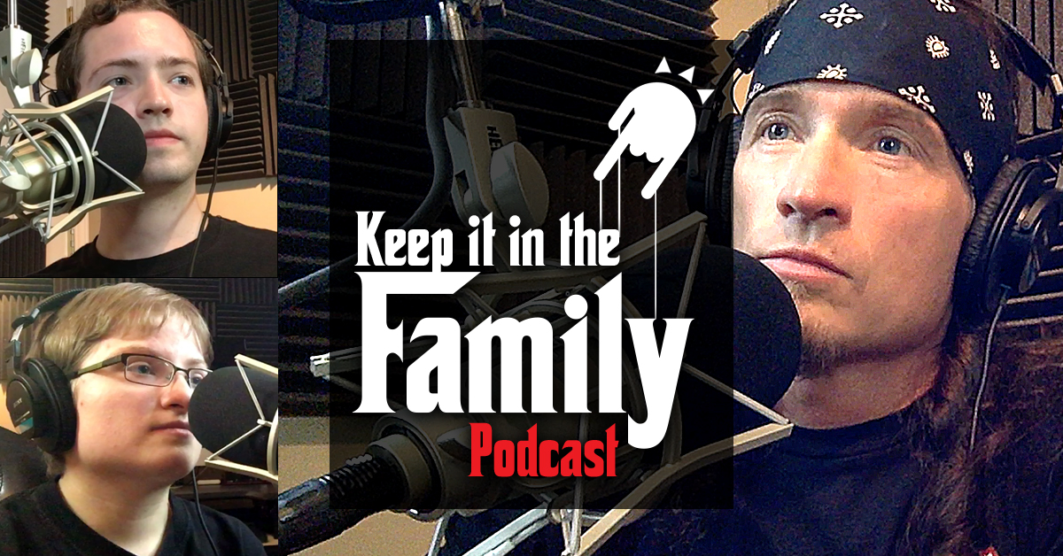 """Keep It In the Family Podcast: Ep. 02 on """"Steve Jobs & The Greatest Truth You'll Ever Learn"""""""